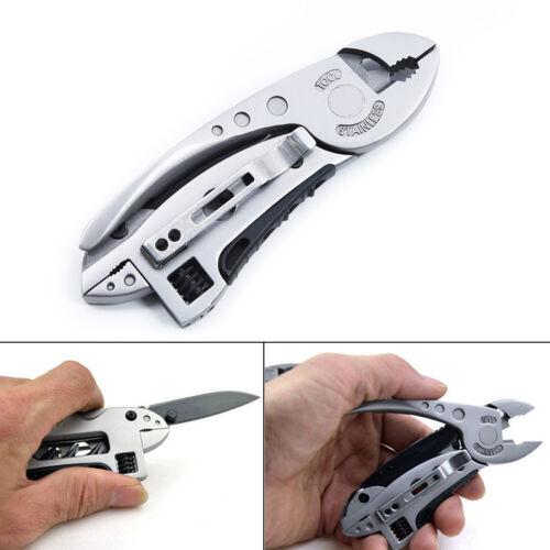 Kompaktes Multi Tool Multifunktions Outdoor Werkzeug Taschenwerkzeug Zangen LOT