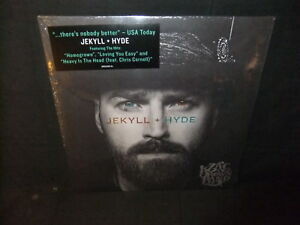 Zac-Brown-Band-Jekyll-Hyde-Sealed-New-180g-Vinyl-2-LP-2015-Release