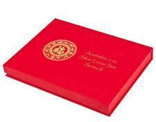 Lunar Serie II Münzbox / Box / Kassette / Etui für 12x 2 Oz Silbermünzen B-Ware