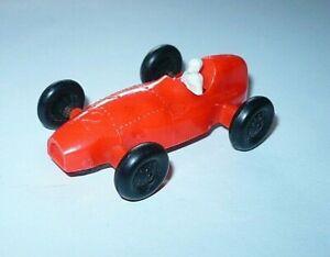 Vintage-Spielzeug-Auto-Italien-60-039-J-Plastik-Modellauto-Rennwagen-Vanwall-1-77