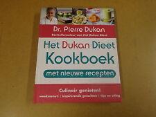 BOEK / DR. PIERRE DUKAN - HET DUKAN DIEET KOOKBOEK