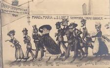 C1636) BOLOGNA 1921, TEATRO CONTAVALLI, CONCORSO FILODRAMMATICO.