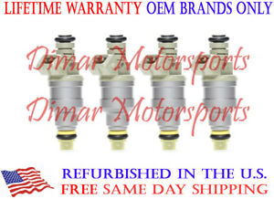 New Fuel Injector For Ford Mustang 1987-1993