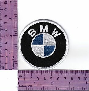BMW  R1200, F650 Dakar Motorcycle RND  Embroidered Badge / Cloth Patch