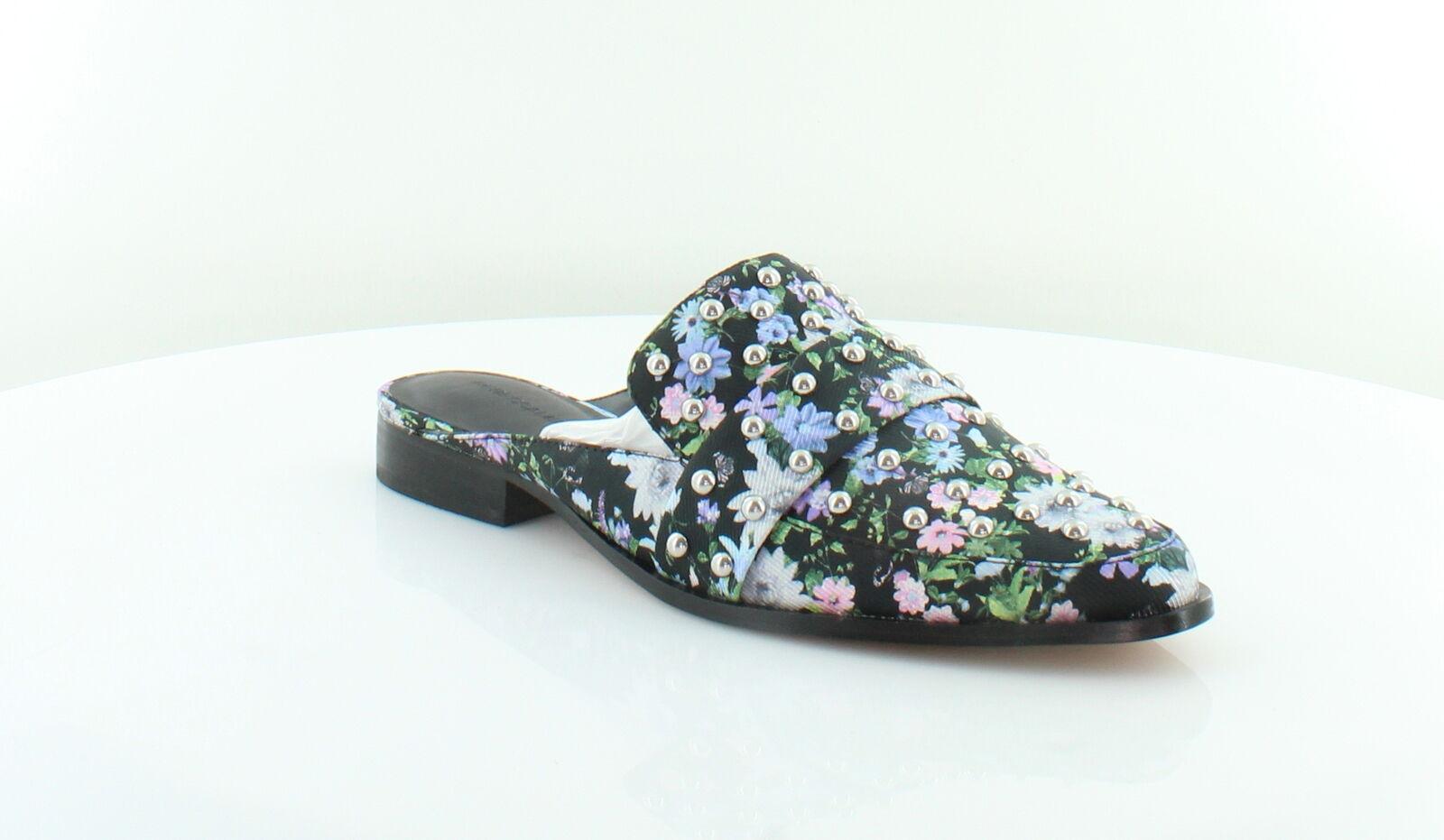 Rebecca Minkoff Milena Wouomo FLATS nero Flower Print
