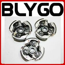 3X 3 Shoes Centrifugal Clutch Plate 47cc 49cc Mini Pocket PIT Quad Dirt Bike ATV