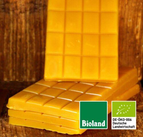 75g Bio Bienenwachs aus Bioland Imkerei Wachs aus Thüringen// Deutschland