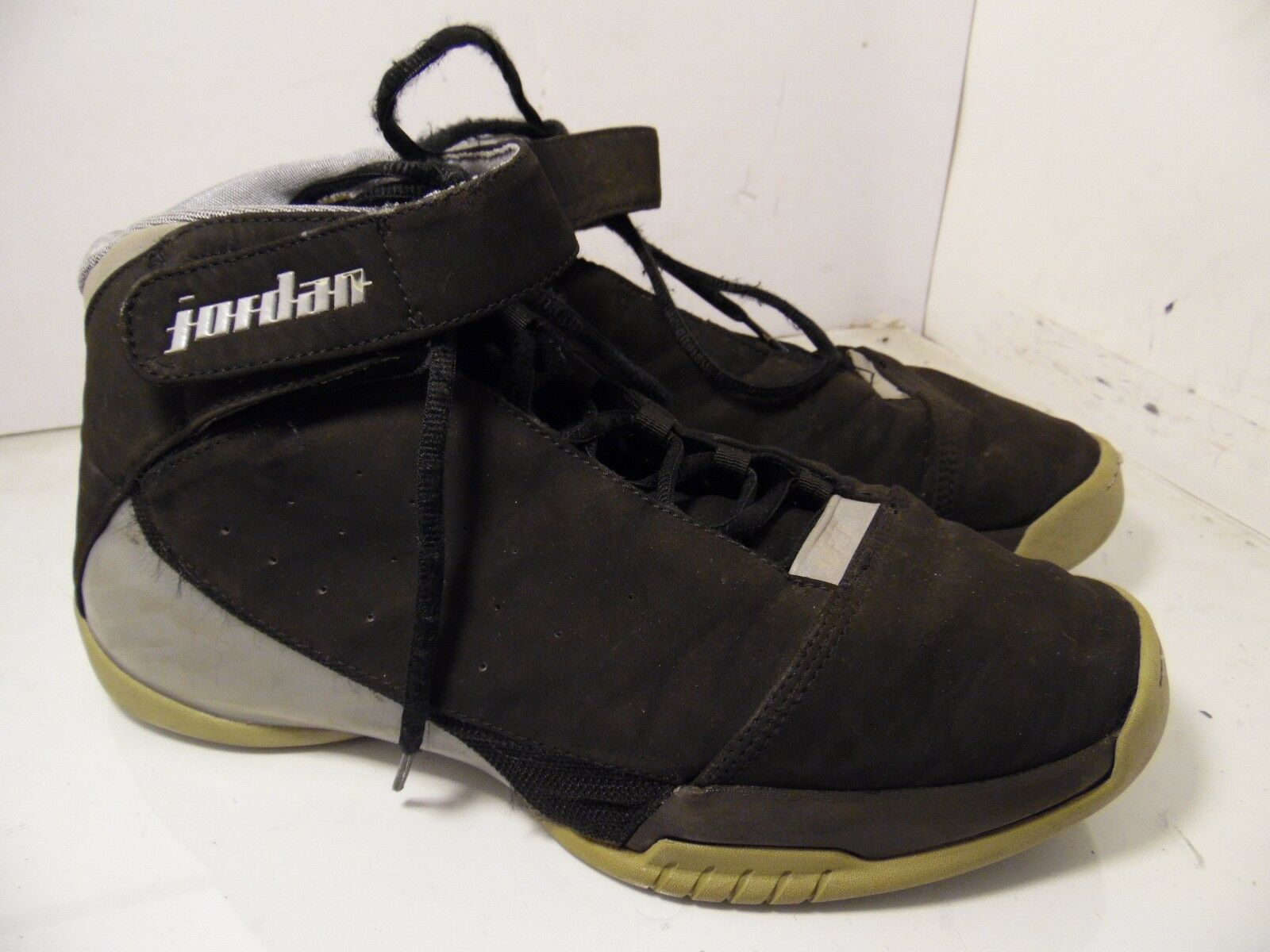promo code 9af43 23ca5 311868 002 002 002 Nike Jordan Team Strong (black stealth) Sneaker Hi Top  Mens Sz 11.5 d55467