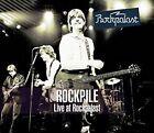 Rockpile - Live at Rockpalast 1980 Vinyl Gatefold LP Jacket 180 Gram Wit