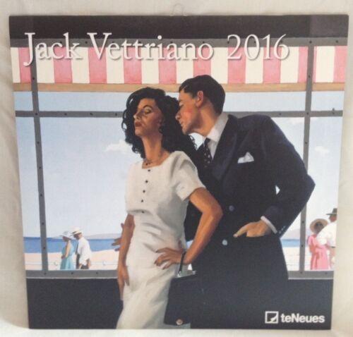 Medium. Jack Vettriano 2016 Calendar