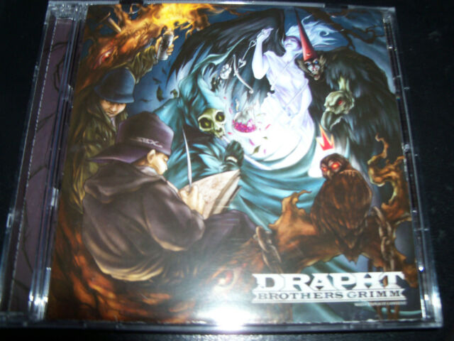 Drapht Brothers Grimm Aussie Hip Hop CD – New