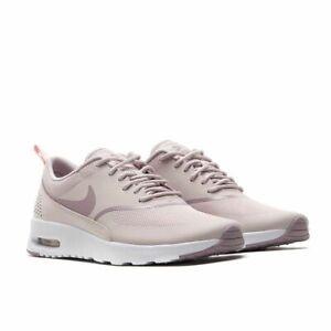 Détails sur Femme Nike Air Max Thea UK 5US 7.5EUR 38.5 Elemental roseblanc 599409 612 afficher le titre d'origine