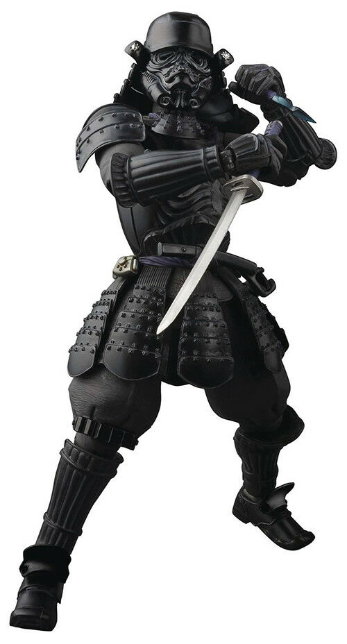 Star Wars 7 Inch Action Figure Movie Realization Series - Onmitsu Shadowtrooper