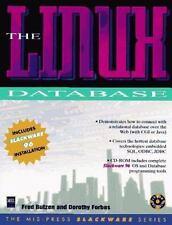 The Linux Database (Mis Press Slackware Series)