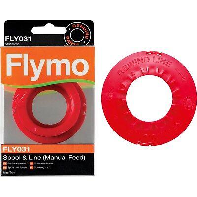 Flymo PWT23 PTXT25 STXT25 SET250 SET300 Spool /& Line fitsstrimmer Trimmer