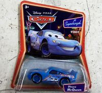 Disney Pixar Cars Dinoco Mcqueen Supercharged Genuinesealed P142-a3