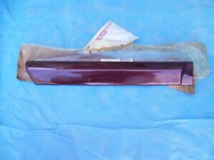 NOS-MoPar-2000-2001-Jeep-Cherokee-right-rear-door-MOULDING-Black-Pearl