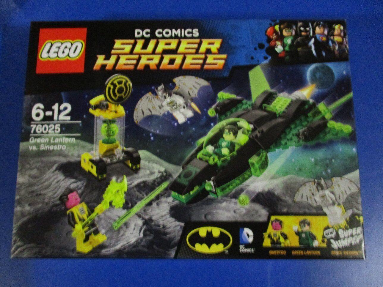 LEGO Super Heroes 76025 Grün Lantern vs. Sinestro NEU OVP