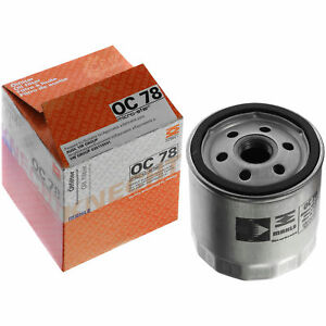 Original-mahle-Knecht-filtro-aceite-OC-78-oil-filtro