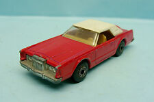 CH15/221 MATCHBOX / SERIE 75 / SUPERFAST / 28 LINCOLN CONTINENTAL 1/64