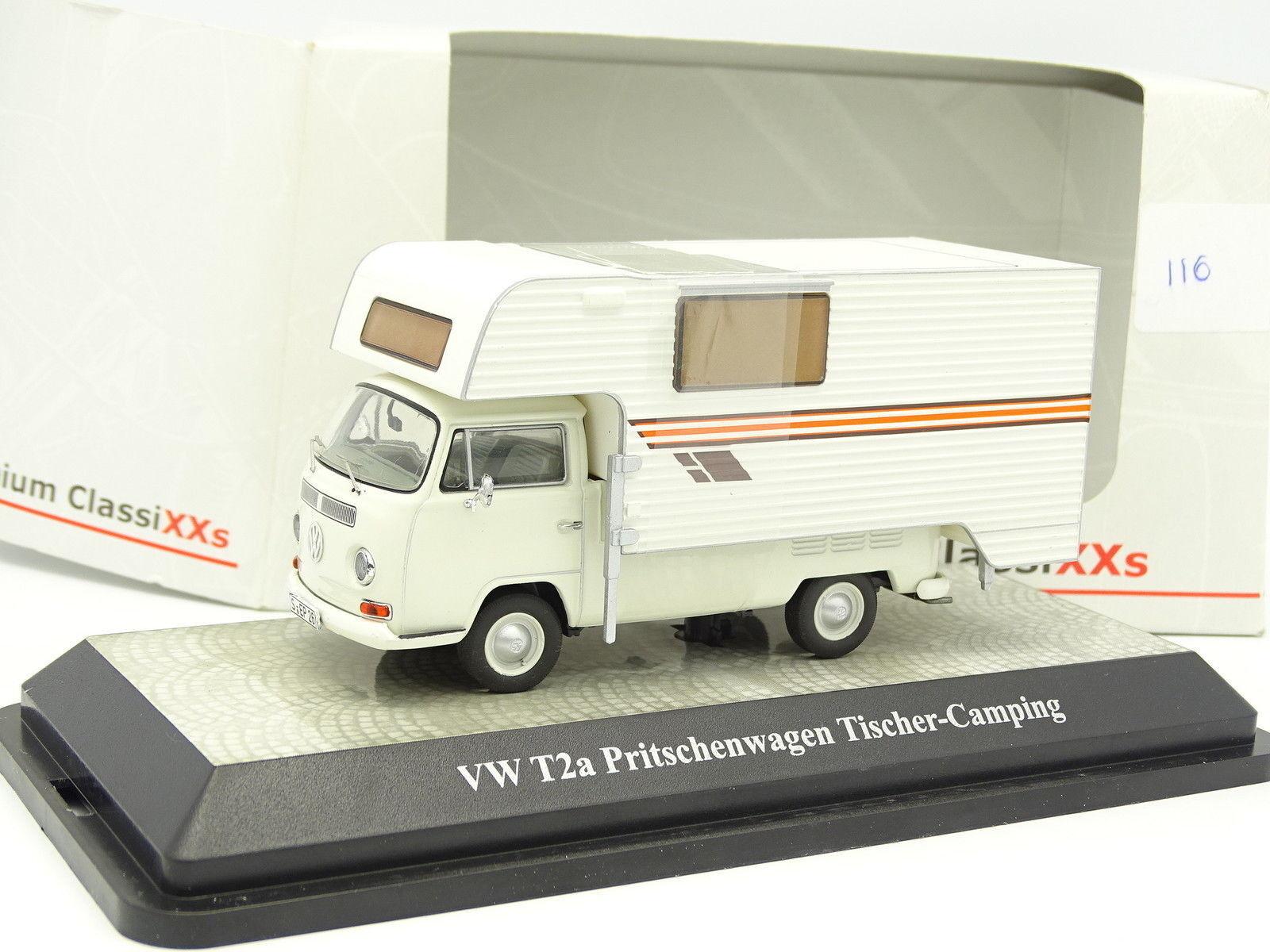 Premium Classixxs 1 43 - VW Combi T2A Camping Car