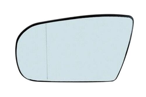 ICE REAR VIEW MIRROR MERCEDES E CLASS W210 S210 07//1999-02//2002 LEFT DEFROSTER