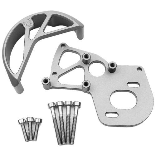 Vanquish Products VPS02211 Vs4-10 Aluminum Motor Mount//Gear Guard