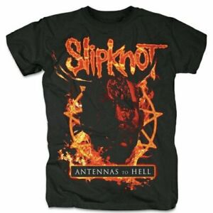 SLIPKNOT-Antennas-To-Hell-Mens-T-Shirt-Unisex-Tee-Official-Licensed-Band-Merch
