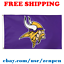 Deluxe-Minnesota-Vikings-Team-Logo-Flag-Banner-3x5-ft-NFL-Football-2019-NEW thumbnail 1