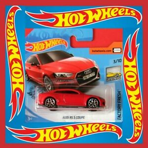 HOT-WHEELS-2019-AUDI-RS-5-COUPE-225-250-neu-amp-ovp