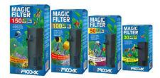 FILTRO INTERIO MAGIC FILTER 100  DE PRODAC.PARA ACUARIO , PECERA, GAMBARIO.