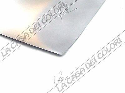 50x70cm ORO//ARGENTO 235 g//mq FABRIANO CARTONCINO METALLIZZATO 1 FG