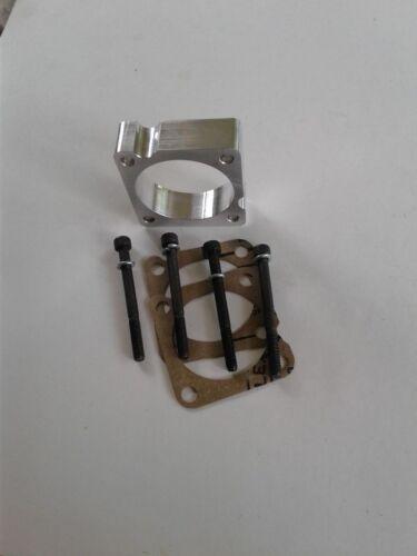 Billet Aluminum Throttle Body Spacer fit 2012-15 Honda Civic SI 2.4L K24Z
