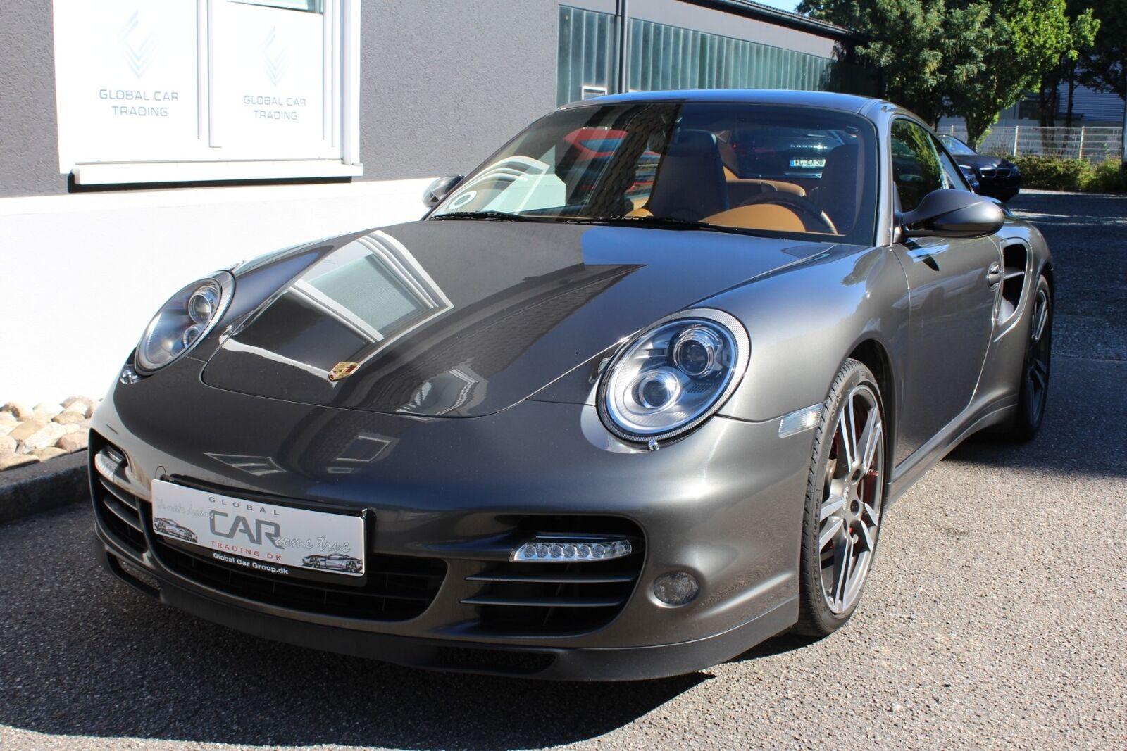 Porsche 911 Turbo 3,8 Coupé PDK 2d - 7.940 kr.