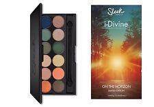 SLEEK MakeUp i-Divine Lidschatten Palette (On The Horizon) ltd.Edt. OVP