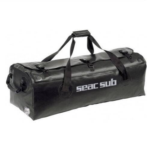 Tasche wasserdicht Seac  94x31x36 cm  Dry Bag 105 Liter  U-Stiefel