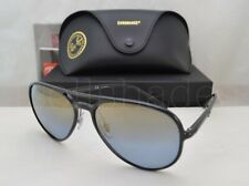 5ad9c0c8208 item 2 Ray Ban CHROMANCE (RB4320CH-601 J0 58) Black with Blue Mirror Gold  Lens -Ray Ban CHROMANCE (RB4320CH-601 J0 58) Black with Blue Mirror Gold  Lens