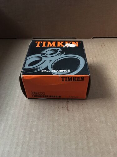 Double Shield TIMKEN//Fafnir 306KDDG Radial Bearing 30mm Bore