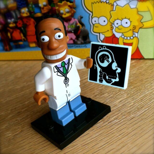 LEGO 71009 THE SIMPSONS Minifigures DR. JULIUS HIBBERT #16 SERIES 2 SEALED New