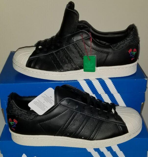 Adidas Superstar 80s Cordura Schwarz Weiß Adidas