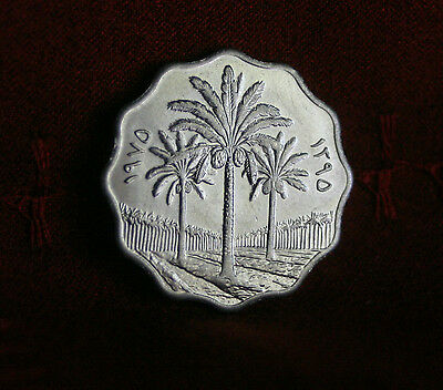 Iraq 1981 10 Fils Uncirculated KM126a