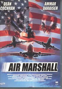 AIR-MARSHALL-Dean-Cochran-Alan-Austin-DVD-sigillato-editoriale