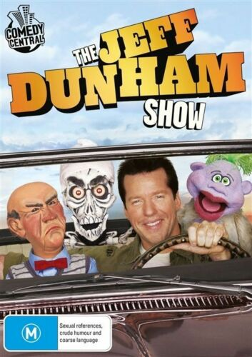 1 of 1 - The Jeff Dunham Show (DVD, 2011)  **New Sealed**