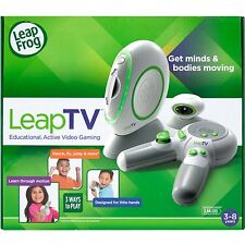 LeapFrog Leap TV. Educational Video Gaming Console (LeapTV, Leap Frog)