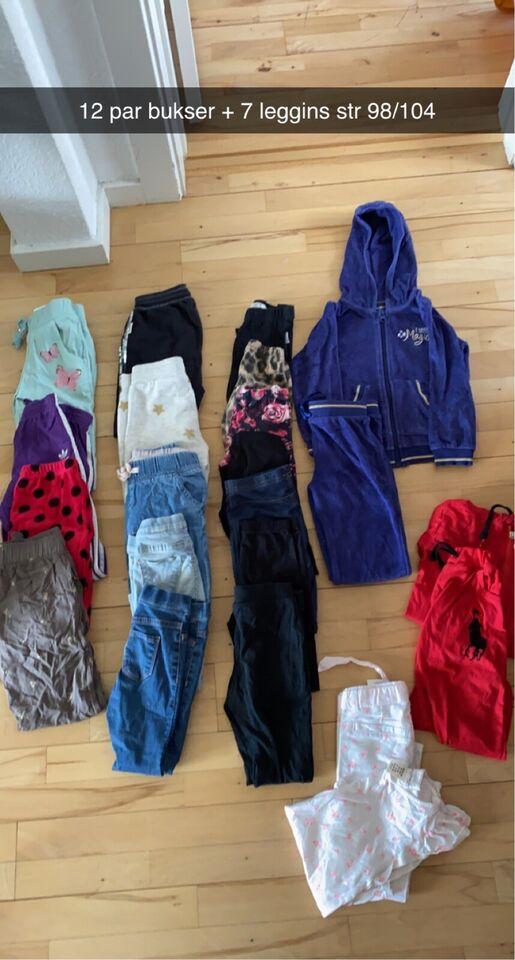 Andet, Tøjpakke, H&M og meget andet