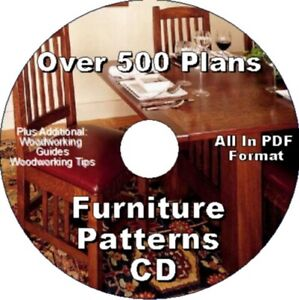 OVER-500-FURNITURE-PLANS-PLUS-BONUS-SHOP-PROJECTS-ALL-ON-ONE-CD