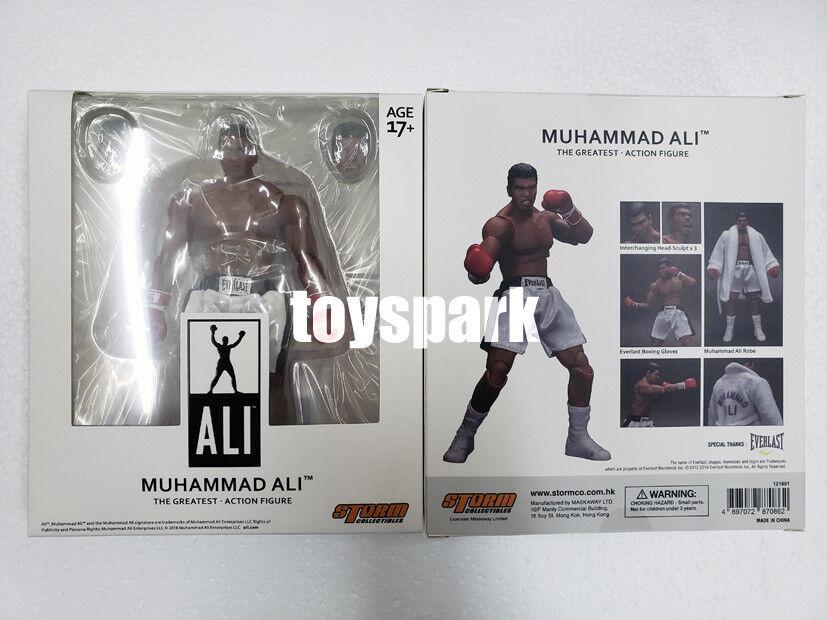 Storm Collectibles MUHAMMAD ALI  1 12 Boxing Heavyweight Champion action figure  haute qualité