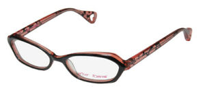 237cf537cf8 Details about NEW BETSEY JOHNSON GALAXY GLAM EXCLUSIVE TRENDY EYEGLASS FRAME  GLASSES EYEWEAR