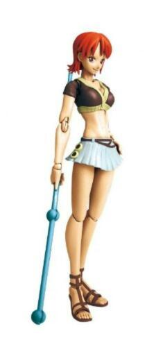 NEW S.H.Figuarts One Piece NAMI Action Figure BANDAI TAMASHII NATIONS F//S