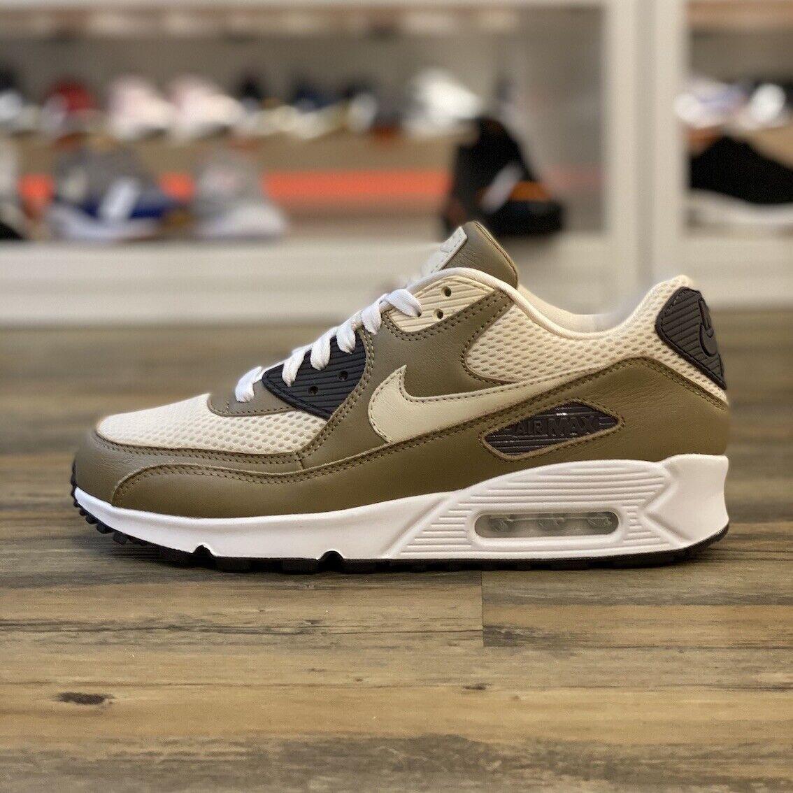 Nike Air Max 90 Textile ID Gr.41 Turnschuhe Schuhe braun 708279 999 Classic Retro
